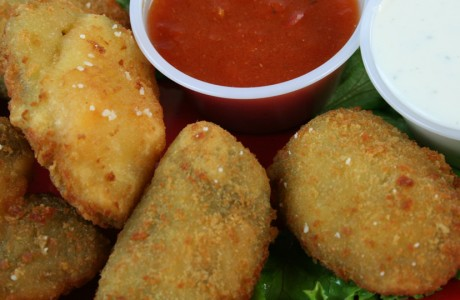 Cheese-Poppers